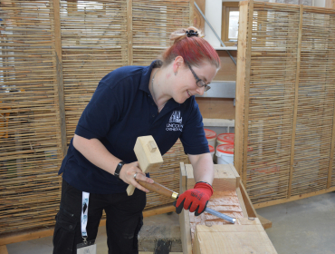 A week in the life of a Carpentry & Joinery Trainee