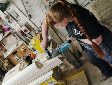 A week in the life of a trainee stonemason