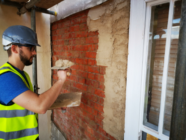 A Week in the Life of a Heritage Plastering Trainee