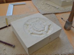 Stone Carving example